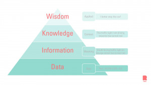 DIKW pyramid data science