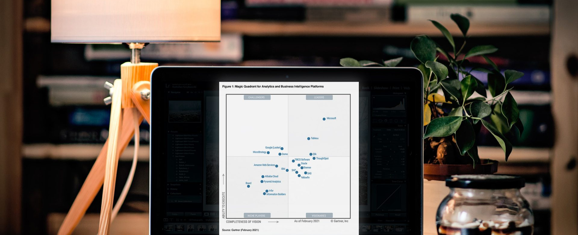 Analytics and Business Intelligence