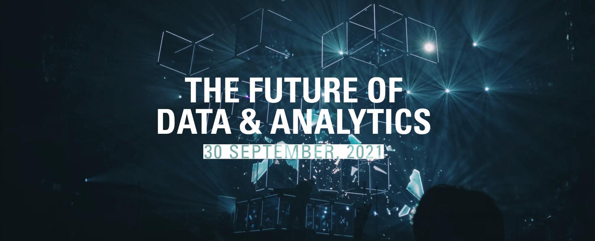 The Future of Data & Analytics 2021